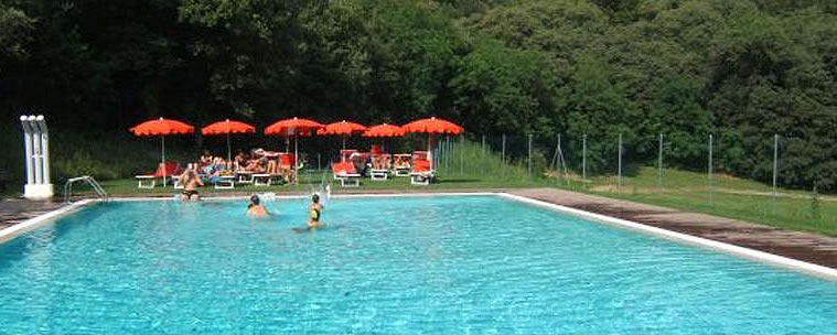 piscina-in-villa Wellness - Golf Club Frassanelle