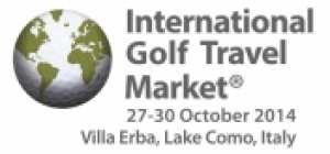 Meet you at IGTM 2014 GOLF IN VENETO stand C300