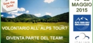 PREPARATIVI ALPS TOUR @ GOLF CLUB FRASSANELLE