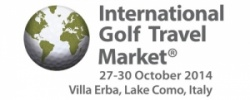 Meet you at IGTM 2014 GOLF IN VENETO stand C300 area Italia
